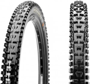 maxxis-high-roller-II-two-26x2.4-DH-tires